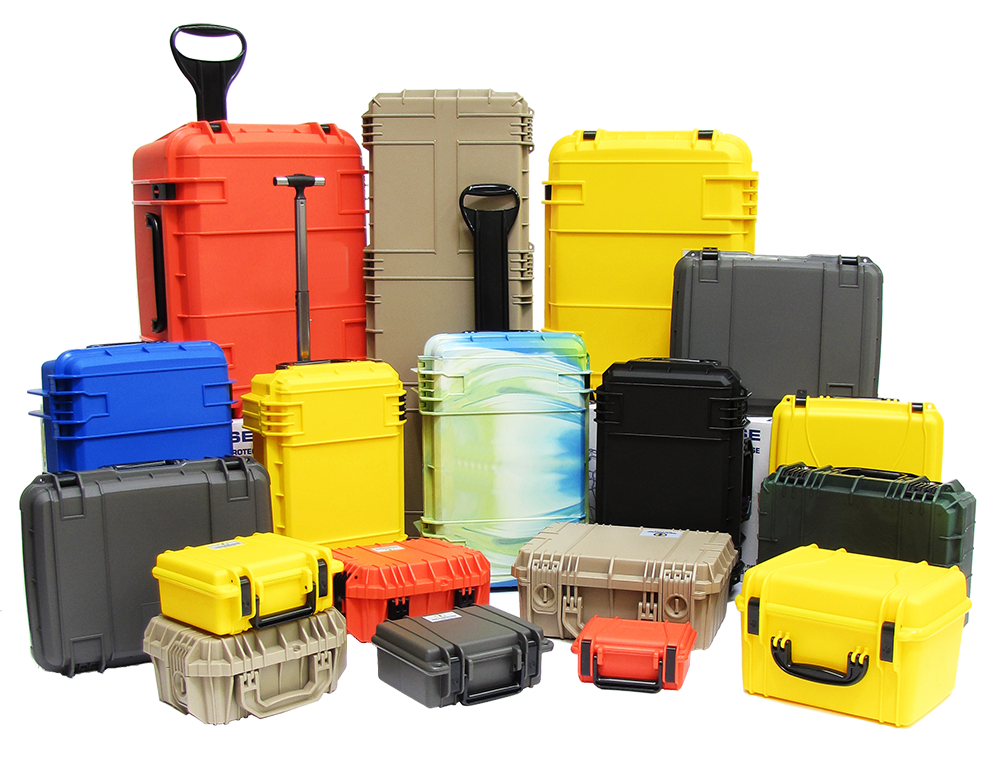 Estuches Industriales Harderback ® Cases Mexico